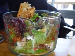 Salad served in a 4 cup Measuring Cup