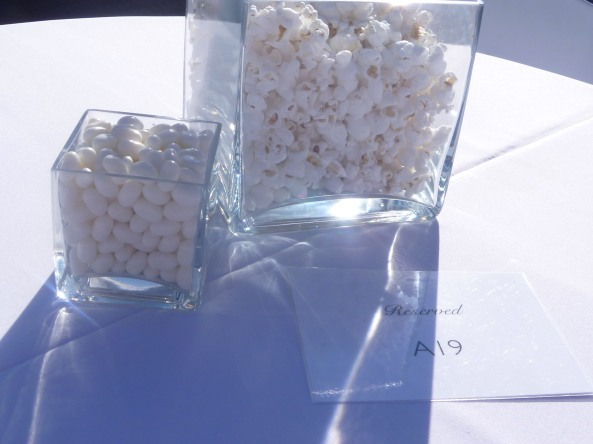 Popcorn and Buttered Popcorn Jelly Bellys