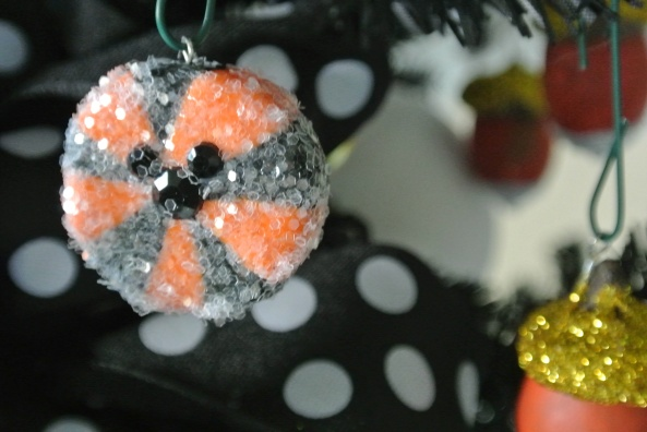 MICKEY candy ornament